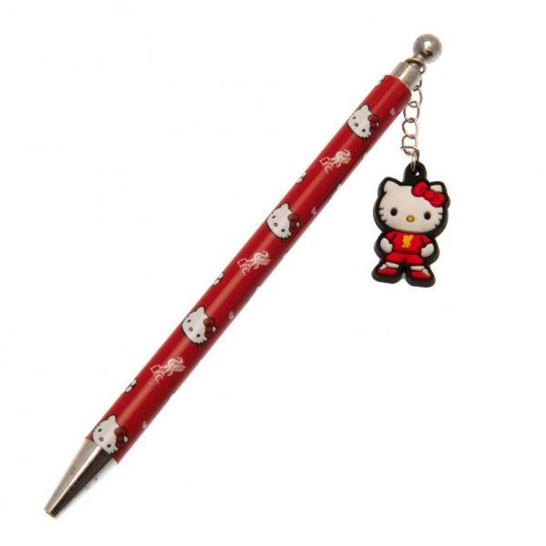 Liverpool FC Hello Kitty Charm Pen