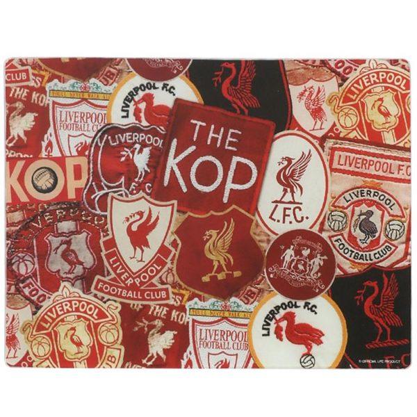 Liverpool FC Glass Worktop Saver