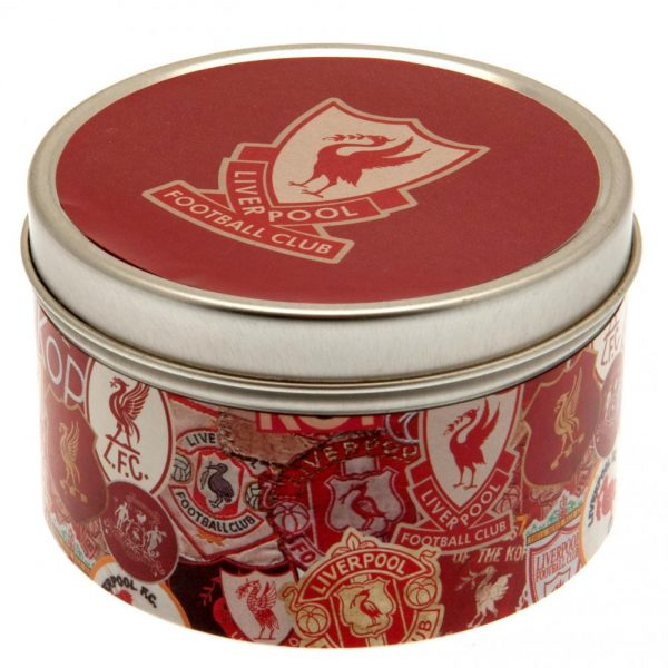 Liverpool FC Candle