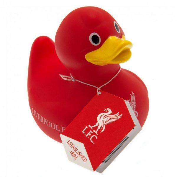 Liverpool FC Rubber Duck