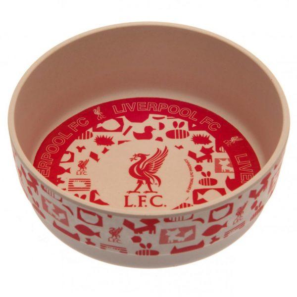 Liverpool FC Bamboo Dinner Set