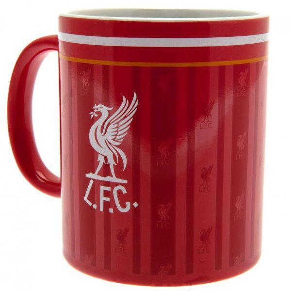 Liverpool FC Retro Twin Mug Set