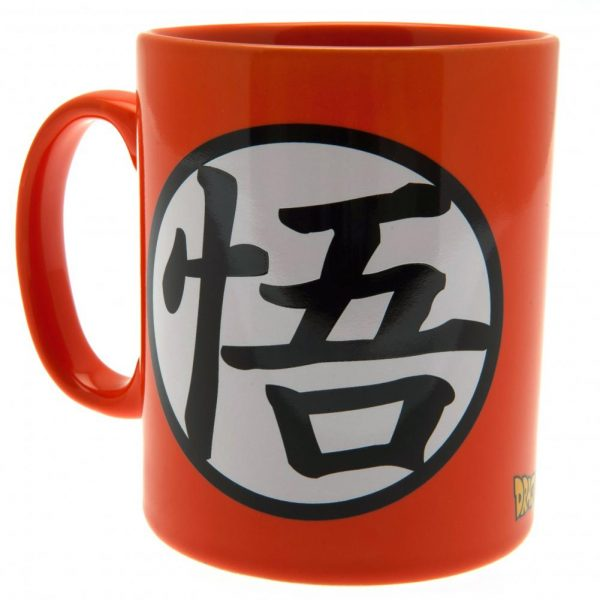 Dragon Ball Z Mega Mug