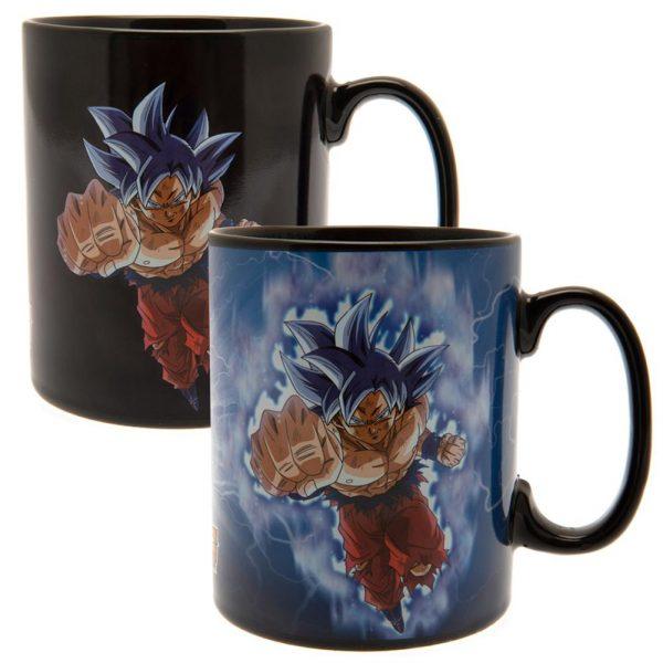 Dragon Ball Z Heat Changing Mega Mug
