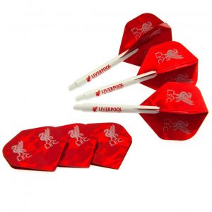 Liverpool FC Darts Accessory Set