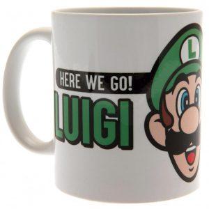 Super Mario Mug Luigi