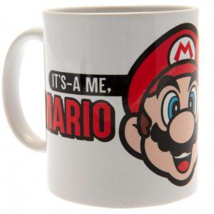 Super Mario Mug Mario
