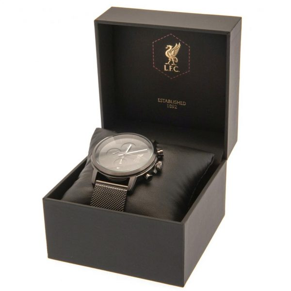 Liverpool FC Gents Stainless Steel Watch