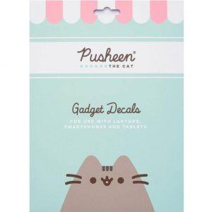 Pusheen Tech Stickers