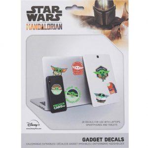 Star Wars: The Mandalorian Tech Stickers