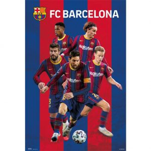 FC Barcelona Poster Players 30