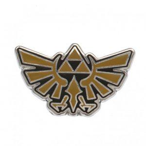 The Legend Of Zelda Badge Triforce