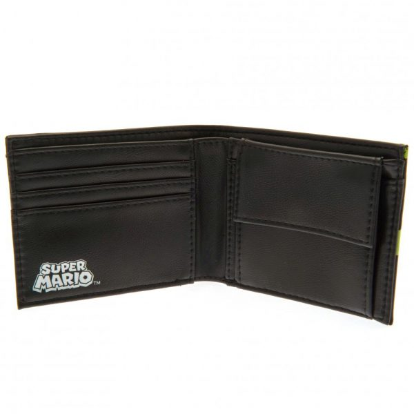 Super Mario Wallet Yoshi