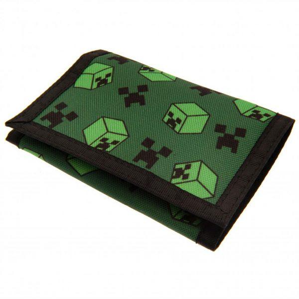 Minecraft Nylon Wallet