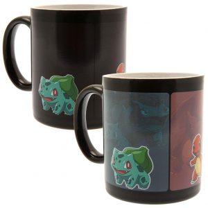 Pokemon Heat Changing Mug Evolve