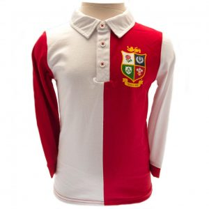 British & Irish Lions Rugby Jersey 2/3 yrs