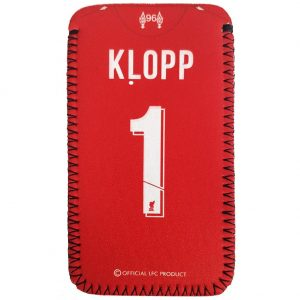 Liverpool FC Phone Sleeve Klopp