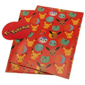 Pokemon Gift Wrap