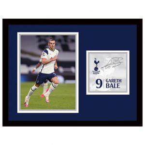 Tottenham Hotspur FC Picture Bale 16 x 12