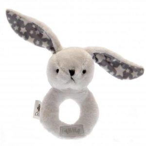 Liverpool FC Baby Rattle Rabbit
