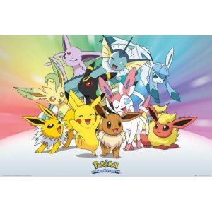 Pokemon Poster Eevee 272