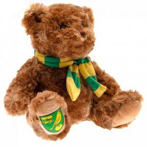 Norwich City FC Classic Bear