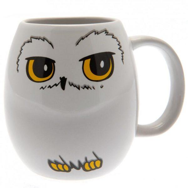 Harry Potter Tea Tub Mug Hedwig Owl