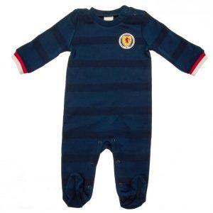 Scotland FA Sleepsuit 0/3 mths