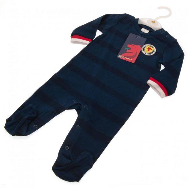 Scotland FA Sleepsuit 3/6 mths