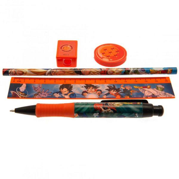 Dragon Ball Z 5pc Stationery Set