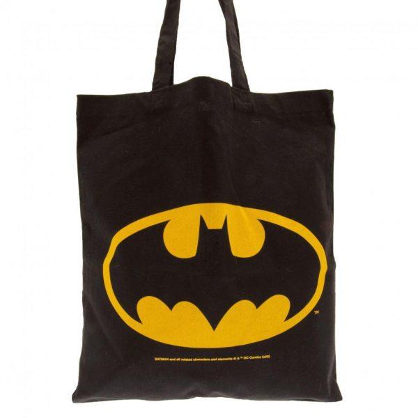Batman Canvas Tote Bag