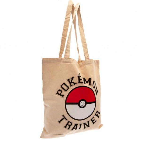 Pokemon Canvas Tote Bag