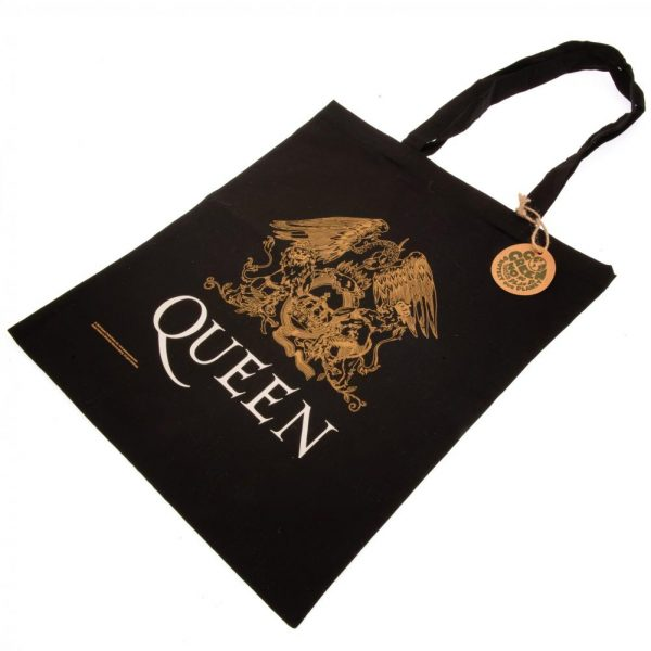 Queen Canvas Tote Bag