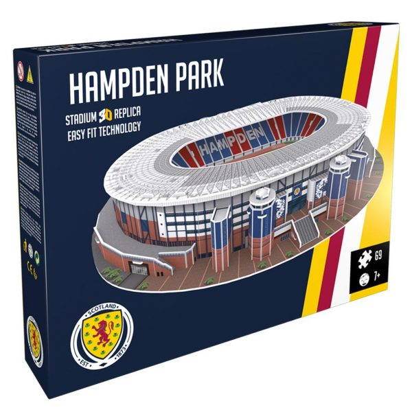Scotland 3D Stadium Puzzle