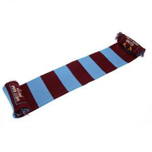 West Ham United FC Bar Scarf NB