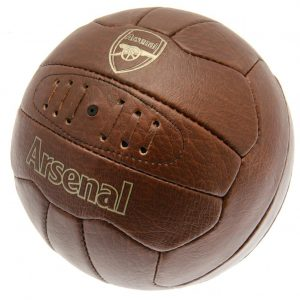 Arsenal FC Faux Leather Football