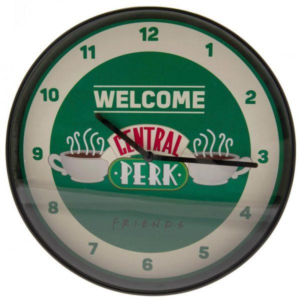 Friends Wall Clock Central Perk