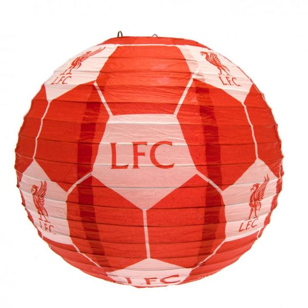 Liverpool FC Paper Light Shade