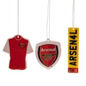 Arsenal FC 3pk Air Freshener