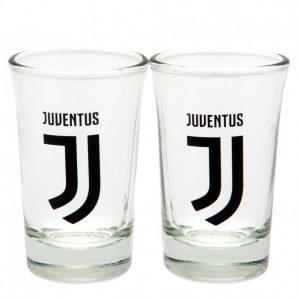 Juventus FC 2pk Shot Glass Set