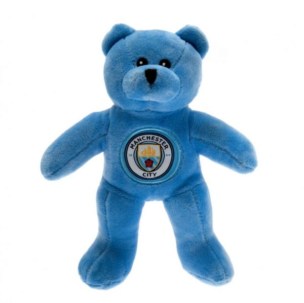 Manchester City FC Mini Bear