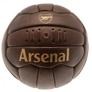 Arsenal FC Retro Heritage Football