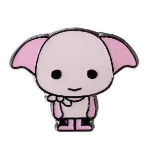 Harry Potter Badge Chibi Dobby