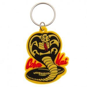Cobra Kai PVC Keyring