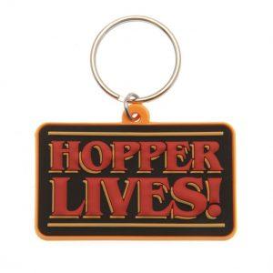 Stranger Things PVC Keyring Hopper Lives!