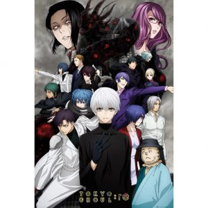 Tokyo Ghoul:RE Poster 292