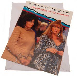 Friends Birthday Card Fashion