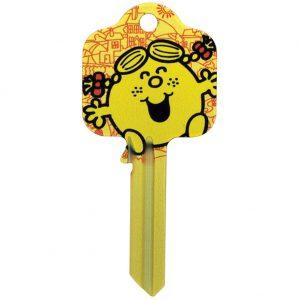 Little Miss Sunshine Door Key