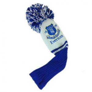 Everton FC Headcover Pompom (Fairway)