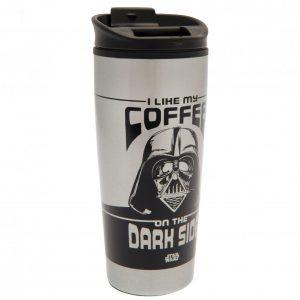 Star Wars Metal Travel Mug Darkside